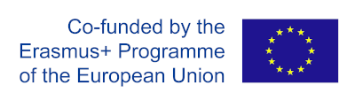 Co-founded by the Eramsus+ Programme of the European Union